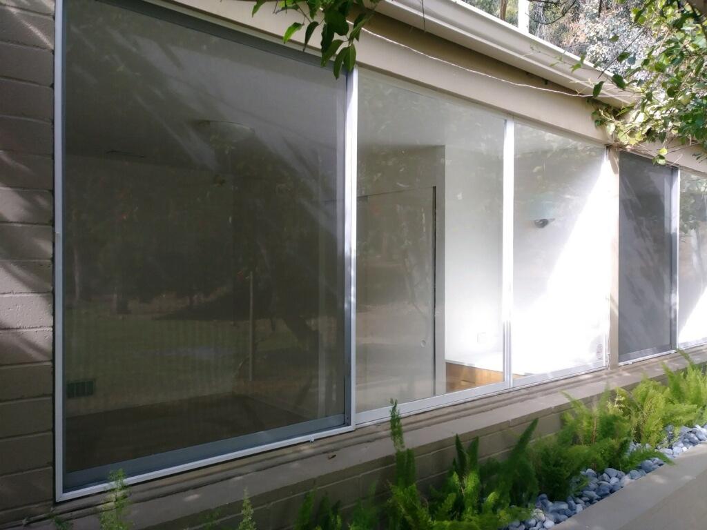 install sliding screen door