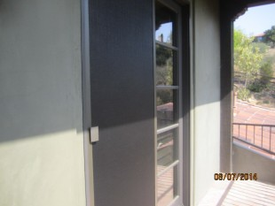 Screen Doors in Topanga