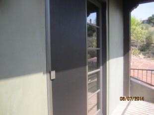 Screen Doors in Topanga