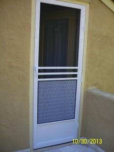Swinging Screen Door Colonial 3600