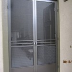 Swinging Screen Door Montego 3500