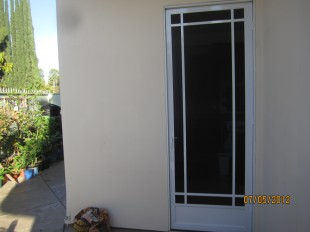 Swinging Screen Door Prairie 9-Lite 4600