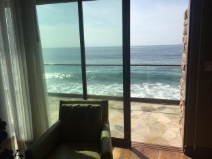 Screen doors in Malibu