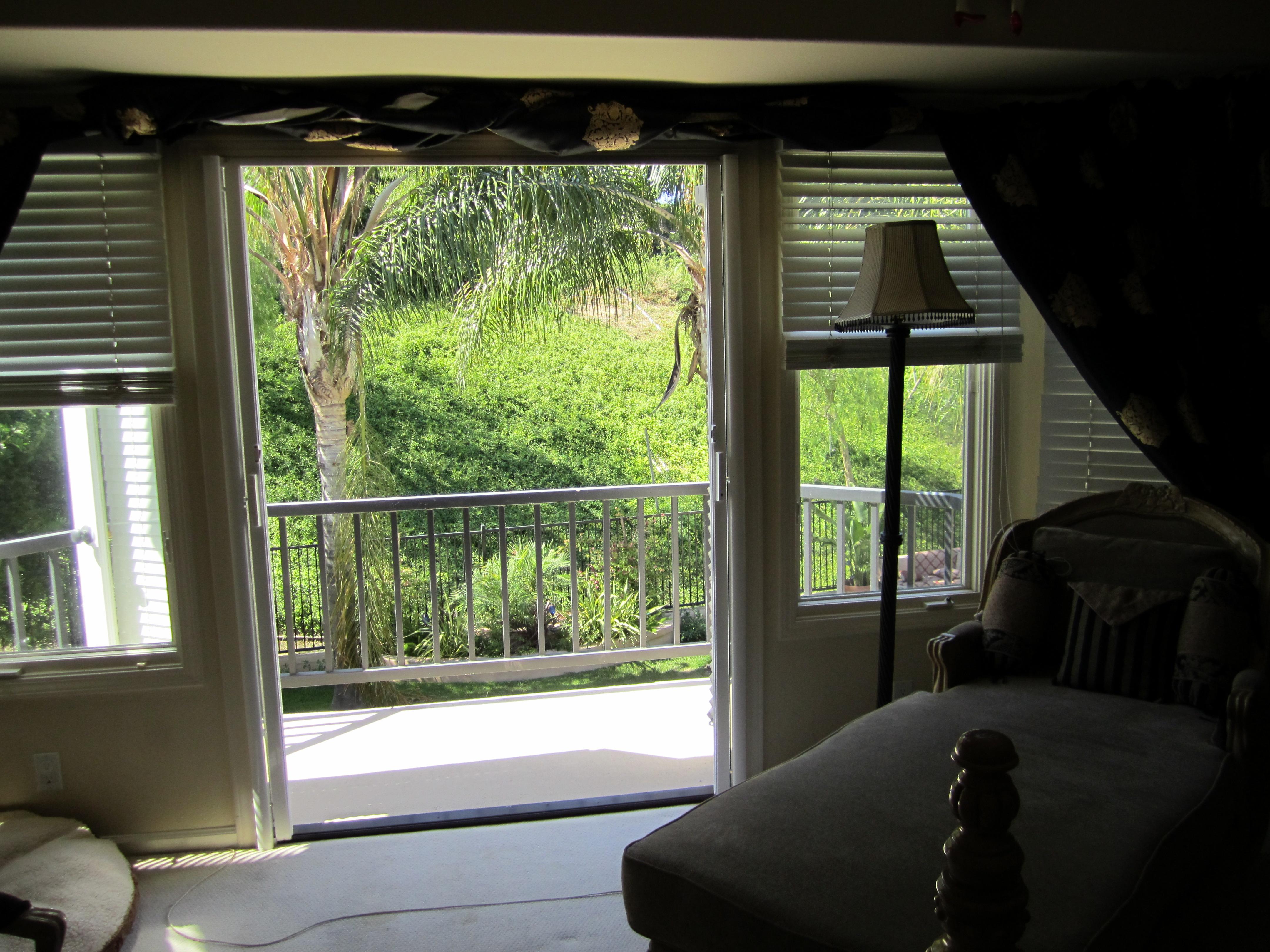 Topanga Hideaway Screen Door