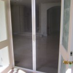 Retractable Screen Door Bell Air
