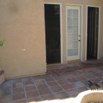 Two Single Retractable Screen Doors Installed in Northridge