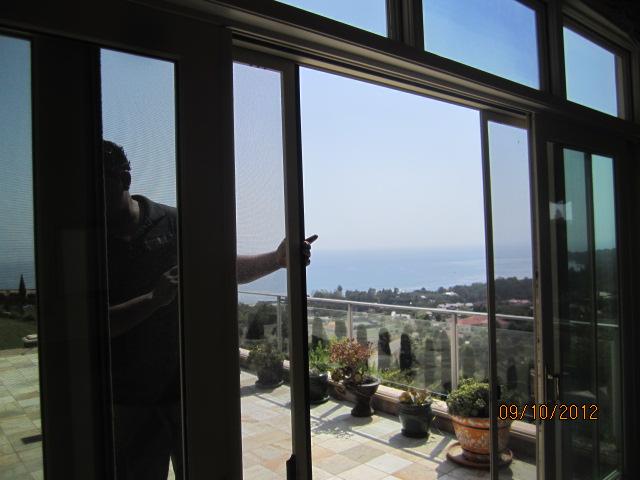 Screen Door Installation in Malibu