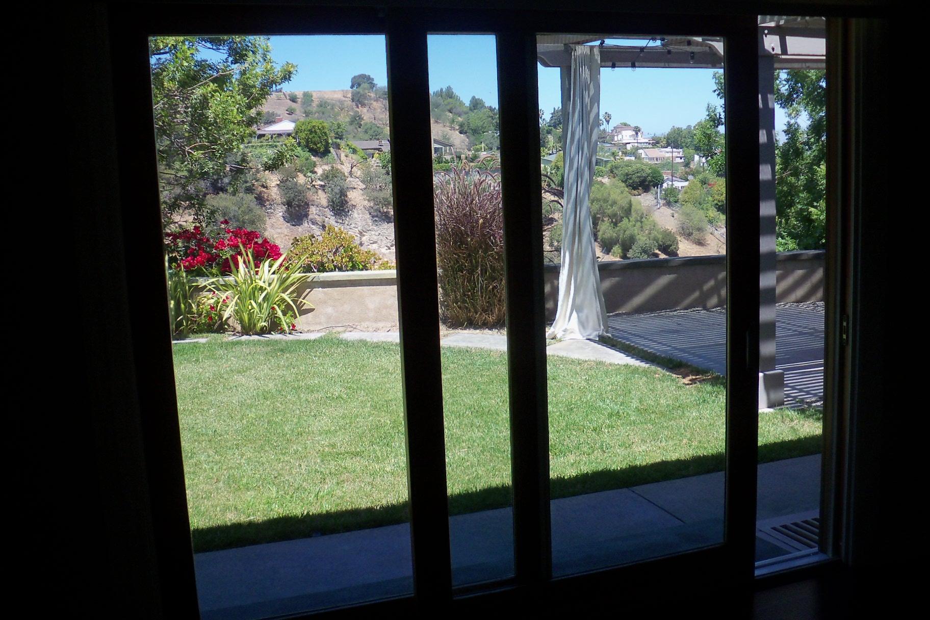 Screen Door installation in Studio City