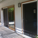 Studio City Screen Door installation