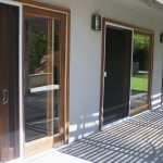 Extruded heavy duty Screen Door in Studio City